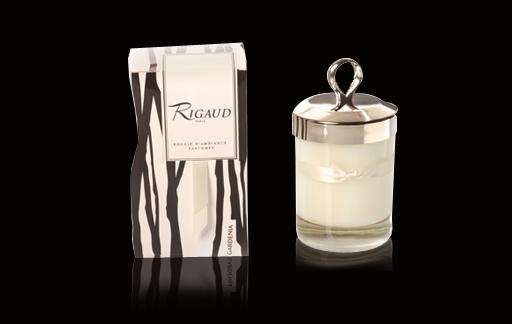 Bougie parfumée Rigaud Gardénia