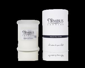 Bougie Parfumée Nimbus Moyenne - Ambre & Ylang