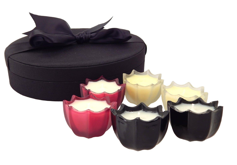 coffret cadeau de bougies parfum es d l co. Black Bedroom Furniture Sets. Home Design Ideas