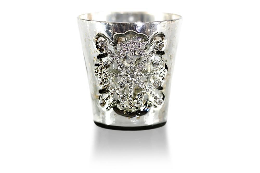 Bougie Parfumée Bahoma Jewel Cristal