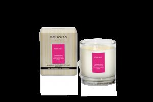 Bougie Parfumée Bahoma Rose
