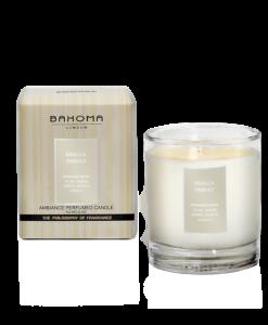 Bougie Parfumée Bahoma Vanille