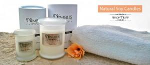Bougie Parfumée Nimbus