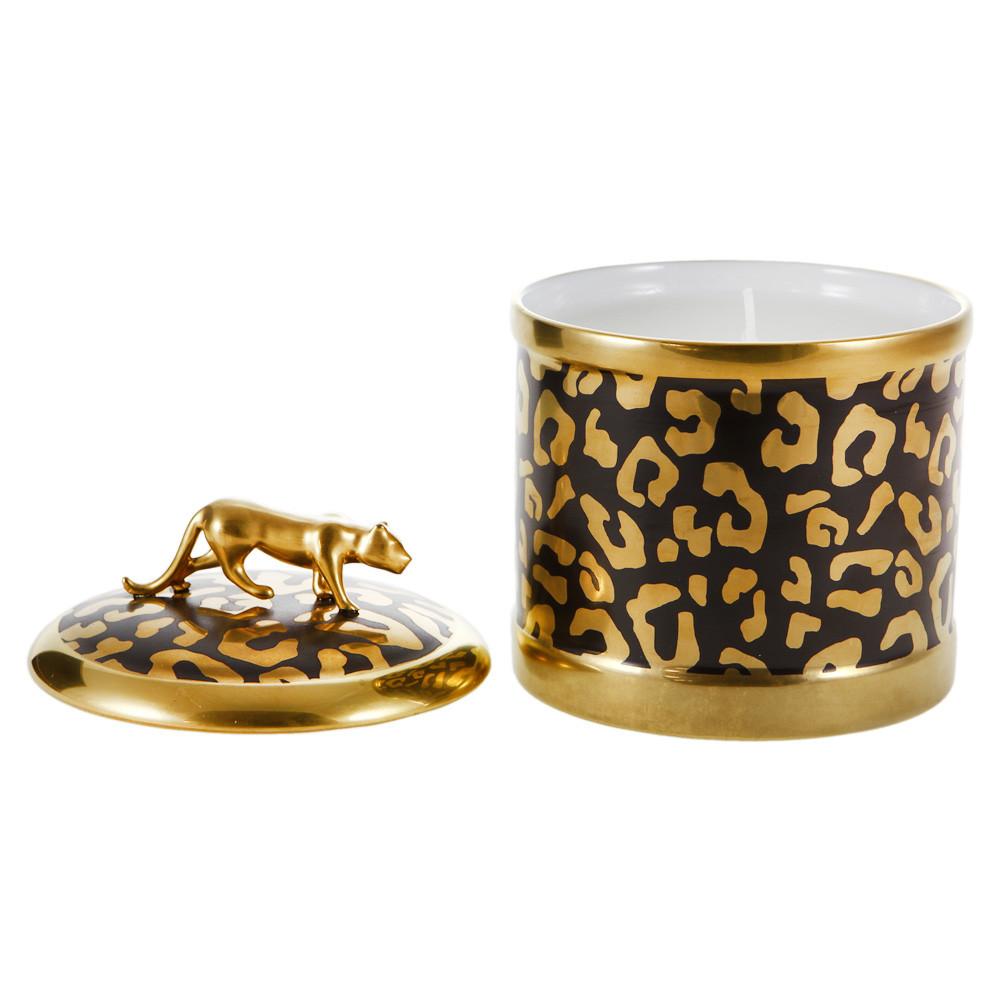 Leopard de l'Objet - Bougie Parfumée